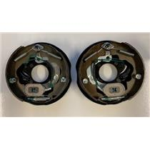 """Electric Trailer Brake assembly set Dexter compatible 10"""" x 2.25"""" Left and Right"""