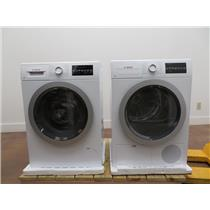 """Bosch 500 Series 24"""" Front Load Washer and Dryer WAT28401UC / WTG86401UC Images (5)"""