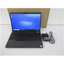 "Dell DG9ND Latitude 5500 Laptop -15.6""- Core i7-8665U 1.9GHZ 16GB 512GB M.2 W10P"