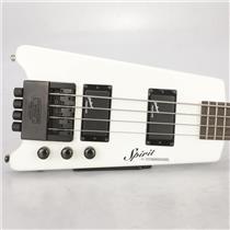 Steinberger Spirit XT-2 Headless 4-String Electric Bass Guitar w/ Bag EMG #38526