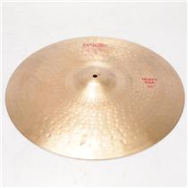 "20"" Paiste 2002 Heavy Ride Cymbal #38576"