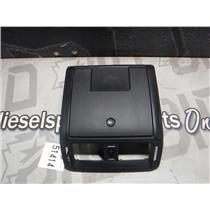 2010 - 2012 FORD FUSION OEM DASH COVER CENTRE CONSOLE BLACK CUBBY OEM