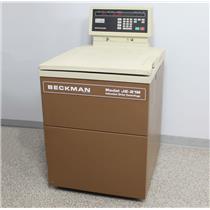 Beckman J2-21M High Speed Refrigerated Floor Centrifuge 344301 with Warranty