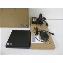 HP 5CM18UT#ABA Smart Buy 260 G3 Desktop Mini i3-7130U 4GB 500GB WLAN W10P64