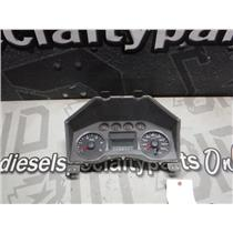 2008 - 2010 FORD 6.4 DIESEL AUTO GAUGE CLUSTER OEM F350 F450 F550