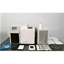 Varian CP-3800 GC Gas Chromatograph & Saturn 2200 Mass Spectrometer w/ Warranty
