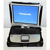 "10.1"" Panasonic ToughBook MK6 CF-19 Core i5 3rd 8GB 160GB-SSD GPS Touchscreen"