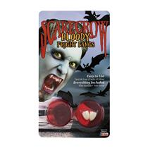 3D Window Cling Blood Drip Halloween Decorations