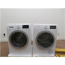 """Bosch 500 Series 24"""" Front Load Washer and Dryer WAT28401UC / WTG86401UC Images (7)"""