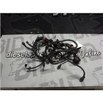 1999 - 2003 FORD 7.3 DIESEL ENGINE WIRING HARNESS INJECTORS *LAYS OVER ENGINE*
