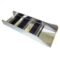 "NEW Back Packing 18"" Long Aluminum Sluice Box - River - Creek - Gold Mining"