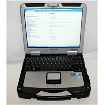 "13.3"" Panasonic ToughBook MK1 Rugged CF-31 Intel Core i5 2.53GHz 4GB WiFi BT DVD"