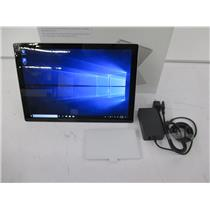 "AS IS - Microsoft LQ6-00001 Surface Pro 6 -12.3""- Core i5-8350U 8GB 256GB W10P"