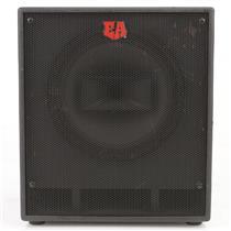 """Euphonic Audio CxL 112E 12"""" Bass Speaker Cabinet Owned by Leland Sklar #38754"""