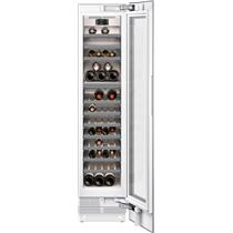 "Gaggenau 18"" CP Two Temp Zones Fully Integrated Wine Climate Cabinet RW414764"