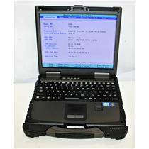 "13.3"" Getac B300 Intel i5 2520M 2.5GHz 4GB WiFi BT DVD Rugged Touchscreen <1.5k"