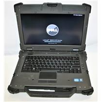 "14"" WXGA Dell Latitude E6420 XFR Rugged Intel i5 2nd 2.5GHz 8GB 160SSD WiFi DVD"