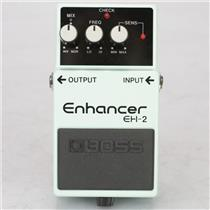 1991 Boss EH-2 Enhancer Dynamic Exciter Guitar Effect Pedal w/ Box #38927