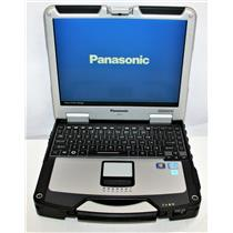 "13.1"" Panasonic ToughBook CF-31 MK2 Intel i5 2.5GHz 160SSD 8GB Touch Only10Hrs!"