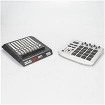 Akai APC20 Ableton Performance & M-Audio Trigger Finger USB Controllers #38964