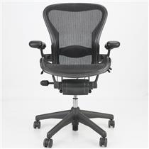 Herman Miller Aeron Recording Studio Chair Furniture Size B #38907