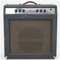 """1966 Ampeg GS-12R Reverberocket 2 12-Watt 1x12"""" Tube Combo Amplifier #38954"""