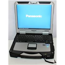 "13"" Panasonic ToughBook CF-31 MK3 Intel i5 3rd 160SSD 8GB WiFi BT DVD Touch 0HRS"