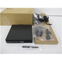 Dell HXY28 OptiPlex 7070 MFF Desktop i7-9700T 16GB 256GB NVMe W10P w/WARRANTY