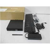Dell TGCCR OptiPlex 5070 MFF Desktop Core i7-9700T 8GB 256GB NVMe W10P w/WARR