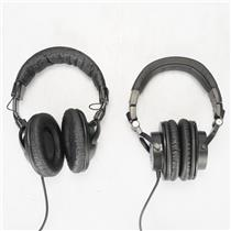 Audio-Technica ATH-M50 & ATH-M40fs Studio Headphones Owned by Ed Cherney #39049