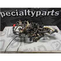 2003 - 2004 FORD F350 6.0 DIESEL ZF6 4X4 ENGINE BAY WIRING HARNESS 4C3T12A581ANL