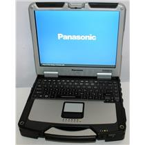 "13"" Panasonic ToughBook MK1 Rugged CF-31 i5 2.4GHz 128SSD 4GB WiFi BT DVD Touch"