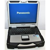 "13"" Panasonic ToughBook CF-31 MK2 Intel Core i5 2nd 2.5GHz 160SSD 8GB Touch 0HRS"