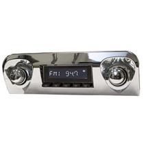 RetroSound Laguna Black Radio 59-60 Impala Aux In