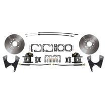 MBM DBK1012FS - Chevy Fullsize, 10 & 12 Bolt High performance Rear Disc Brake Kit