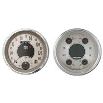 1947-1953 Chevy GM Pick-Up Direct Fit Gauge American Nickel CT47AN62