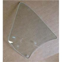 1967-1969 Camaro / Firebird Coupe Clear Rear Quarter Window Glass LH GS01-681QL