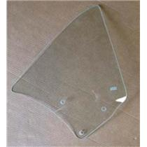 1967-1969 Camaro / Firebird Coupe Clear Rear Quarter Window Glass RH GS01-681QR