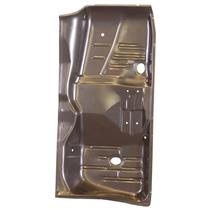 61-64 Chevy Impala Floor Pan Half RH Bottom of Firewall to Front of Back Seat
