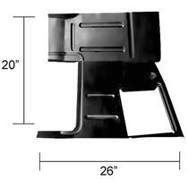 AMD 47-55 GM Pickup Truck (55 1st Design) Floor Pan/Toe Board - RH