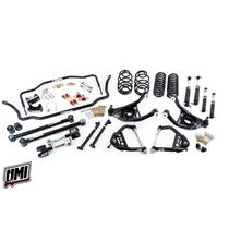 "1964 Chevelle UMI Performance Suspension Kit 1"" Drop Coilovers Stage 3.5 Black"