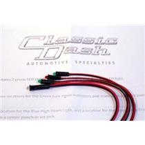 Classic Dash LED Turn Signal Kit # 500626