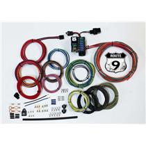 American Auto Wire # 510625 Route 9 Universal Wiring Harness Kit