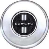 OER 1968 Camaro Deluxe Horn Cap ; with Brushed Chrome Finish 3928354