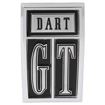 OER 1967 Dodge Dart GT Fender Emblem - Each 2582375