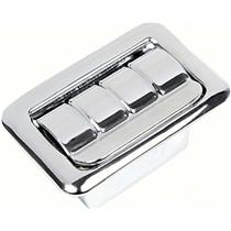 OER 1968-81 Ash Tray Assembly; Rear Quarter; With Ribbed Lid; Each 8795489