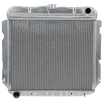 OER 1966-69 Mopar B-Body Aluminum Desert Cooler Radiator - Automatic MB2385A