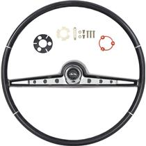 OER 1962 Impala Steering Wheel Kit ; Black *R62001
