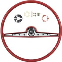 OER 1962 Impala Steering Wheel Kit ; Red *R62002
