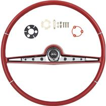 OER 1962 Impala Steering Wheel Kit ; Red *R62012
